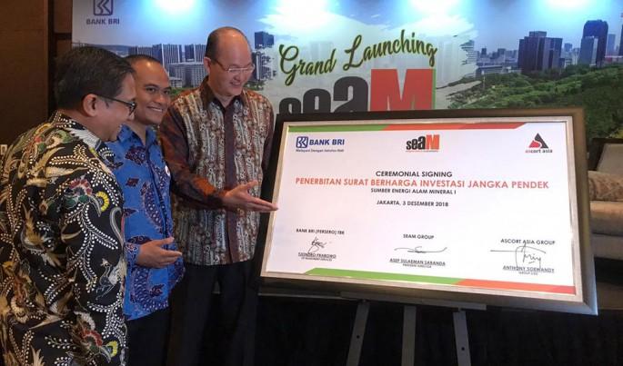 Ascort Asia menerbitkan Surat Berharga Investasi Jangka Pendek (SBI JP) senilai Rp1 triliun.Foto/JAT/ECONOMICZONE
