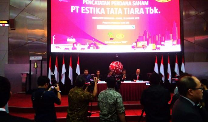 Melantai Perdana, Saham BEEF Melonjak Hingga 50 Persen.Foto/JAT/ECONOMICZONE