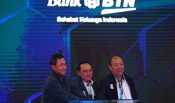 Rapat Kerja Bank BTN Tahun 2019, di Jakarta, Senen (28/1).Foto/Roni.M/ECONOMICZONE