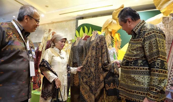 pameran Karya Kreatif Indonesia (KKI) 2019.Foto/Istimewa/ECONOMICZONE