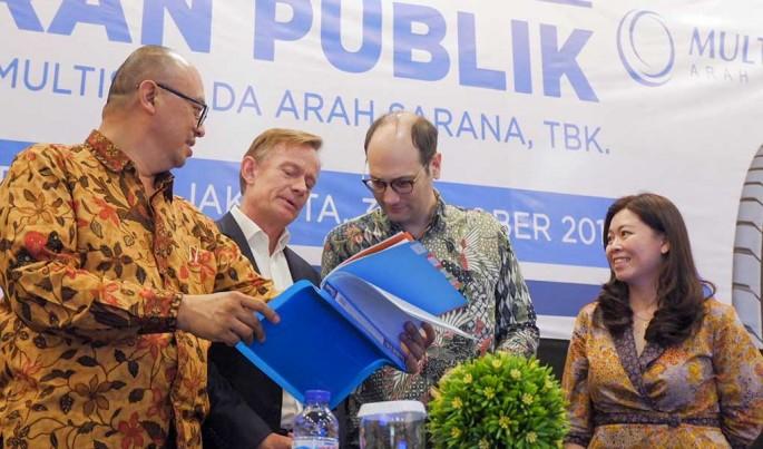 Pertumbuhan kinerja yang cukup signifikan berhasil ditorehkan PT Multistrada Arah Sarana Tbk (MASA) .Foto/Ist/ECONOMICZONE