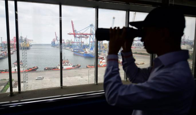 PT Pelabuhan Indonesia II (IPC) mencetak laba pada kuartal III/2019 mencapai Rp2,21 triliun.Foto/Roni.M/ECONOMICZONE