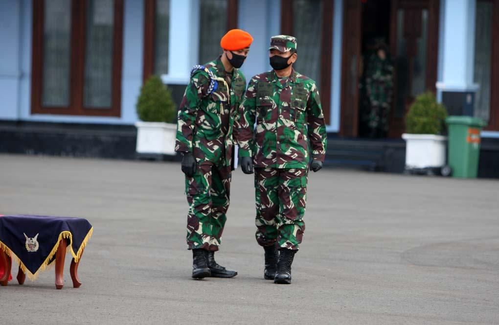 Panglima TNI Lepas Pemberangkatan Bantuan Kemanusian Korban Topan Harold