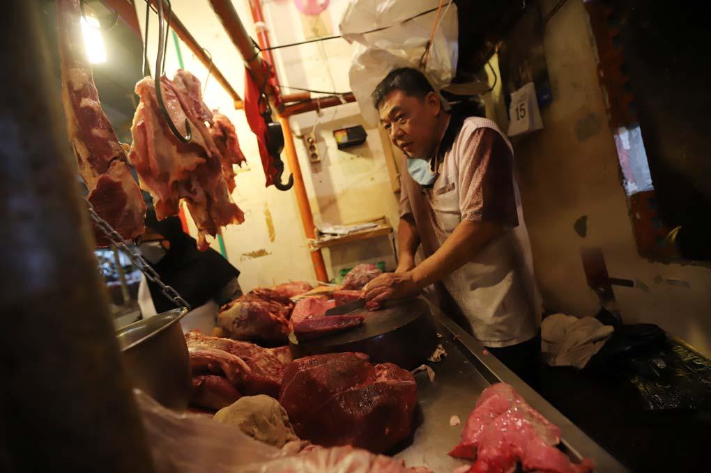 Jelang Lebaran, Permintaan Daging Menurun