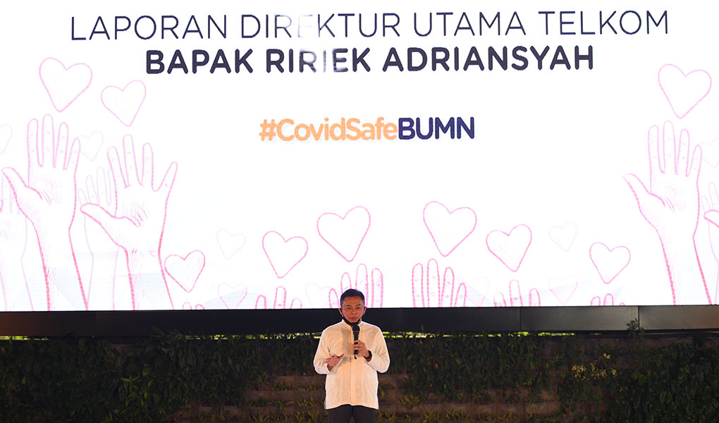 Paket Bantuan TelkomGroup Bagi Masyarakat Terdampak COVID-19