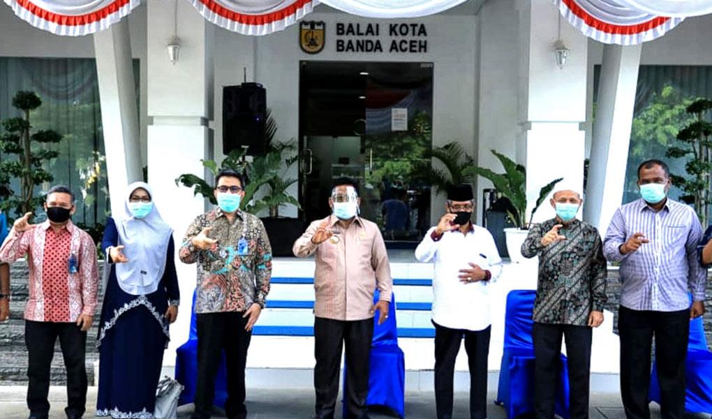 BTN Gandeng Pemkot Banda Aceh