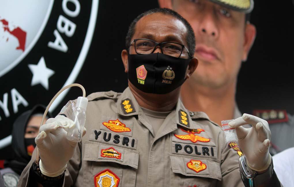 Reza Artamevia Kembali Terjerat Kasus Narkoba