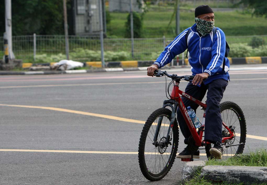Kemenhub Terbitkan Aturan Bersepeda
