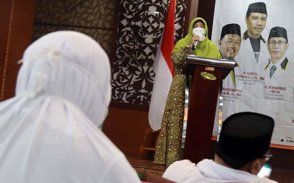 BPKK PKS DKI Jakarta Gelar Maulid Nabi Muhammad SAW