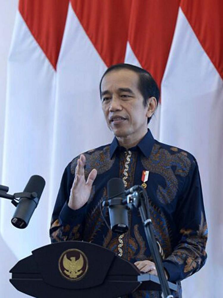 Presiden Jokowi Buka Rakornas Pengadaan Barang/Jasa Pemerintah secara Virtual