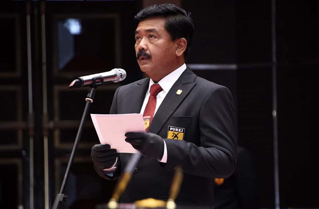 Panglima TNI Dikukuhkan Sebagai Ketua Umum FORKI