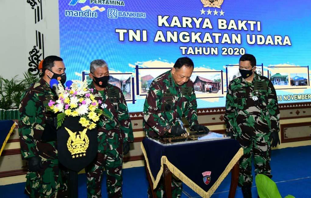 Hari Bakti TNI AU 73, Kasau Inilah Makna Sesungguhnya Dari Hari Bakti TNI Angkatan Udara