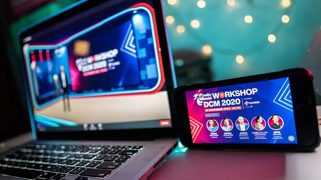 Digital Creative Millennials Dorong Creativepreneur untuk Bertransformasi Digital