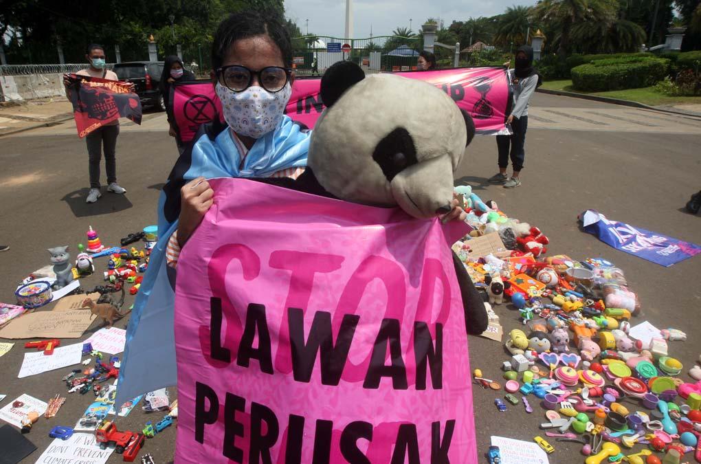 Aktivis Tuntut Kebijakan Iklim Ambisius Untuk Anak Anak Indonesia