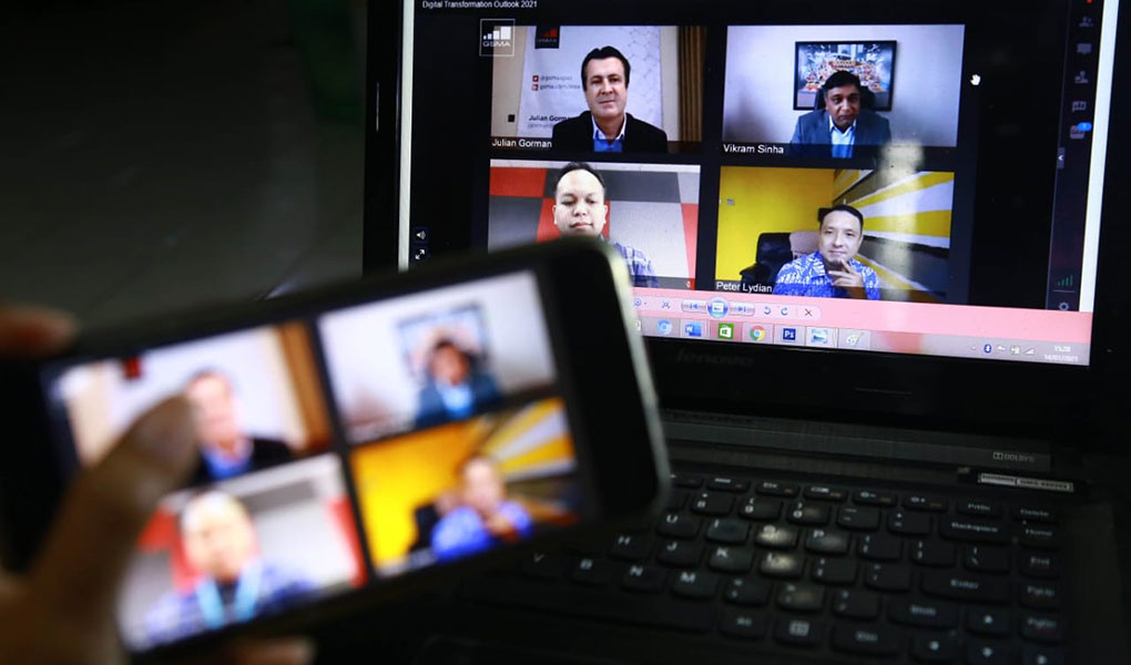 Seminar Digital Transformation Outlook 2021