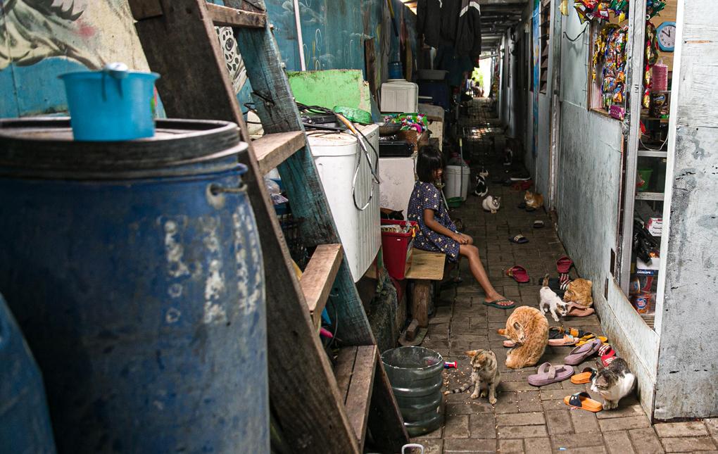 BPS Catat Penduduk Miskin di Indonesia Capai 27,55 Juta Orang