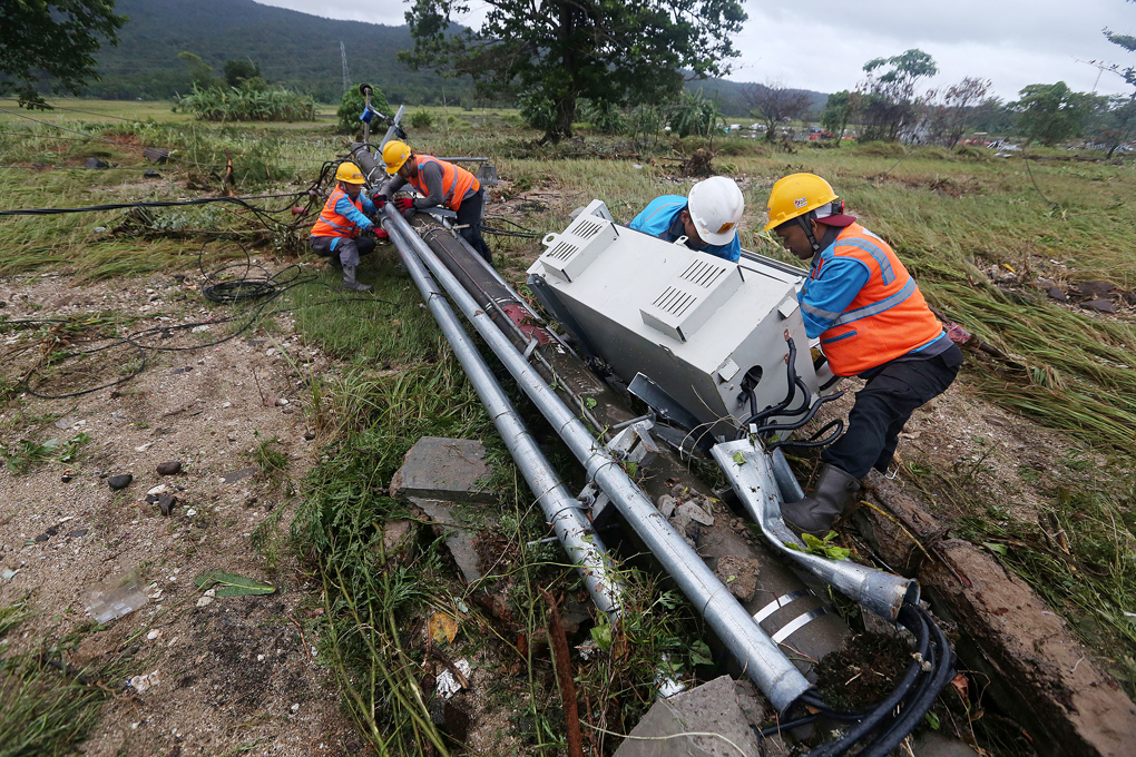 PLN Siap Siaga Terangi Indonesia