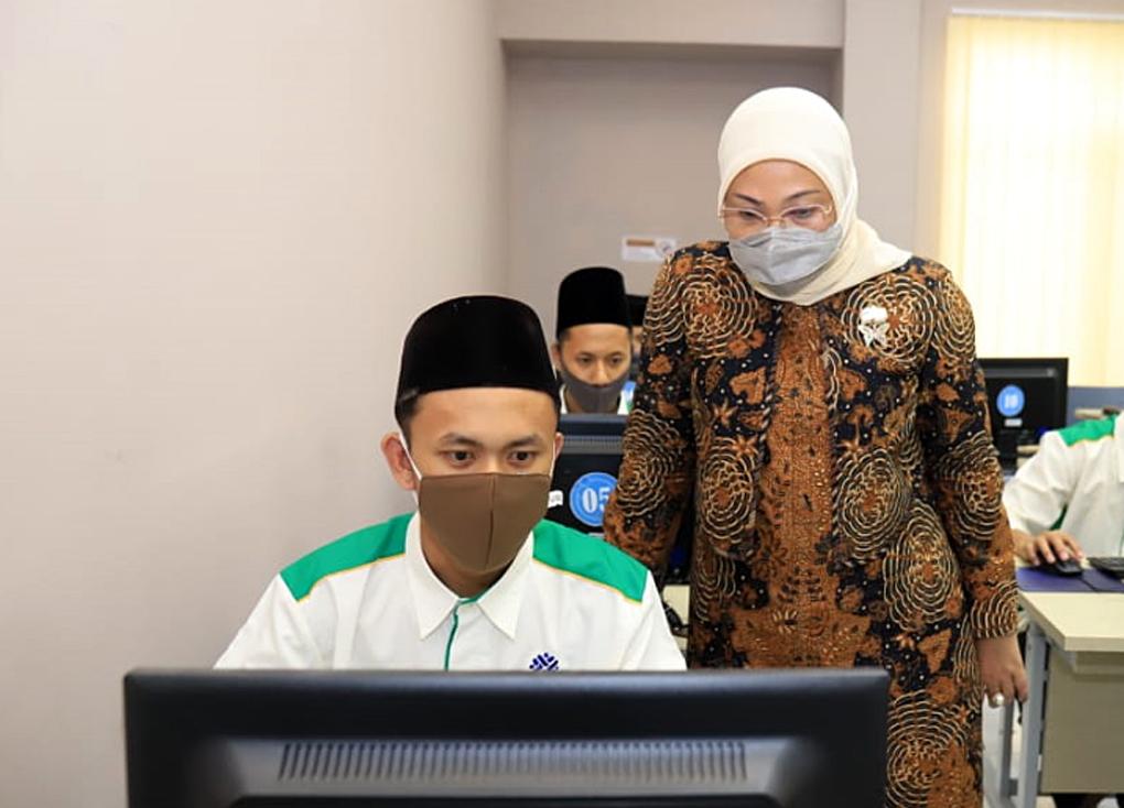 Jaga Keberlangsungan BLK Komunitas, Menaker Ida Minta Pengelola Rangkul Stakeholders