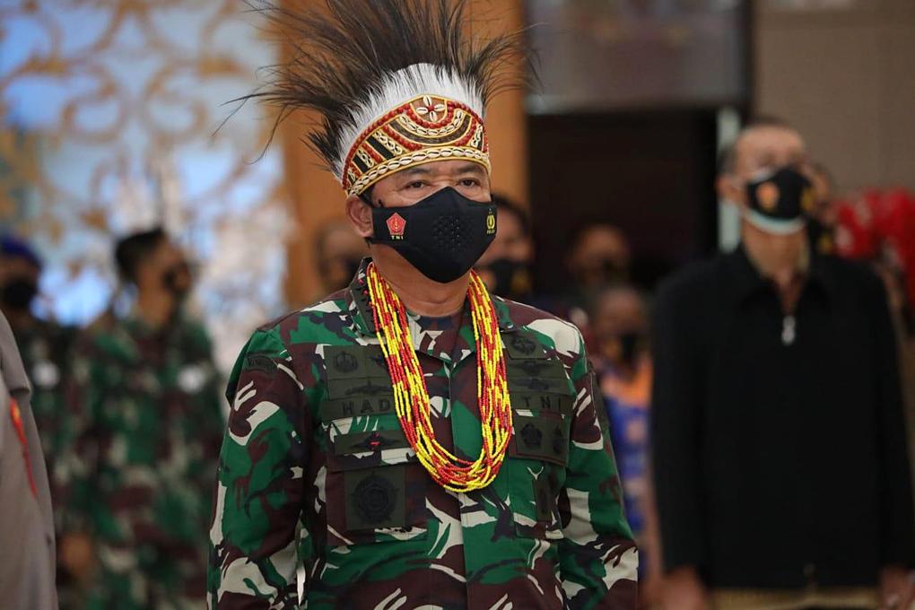 Panglima TNI Tegaskan Harmonisasi dalam Perbedaan Melalui Komsos