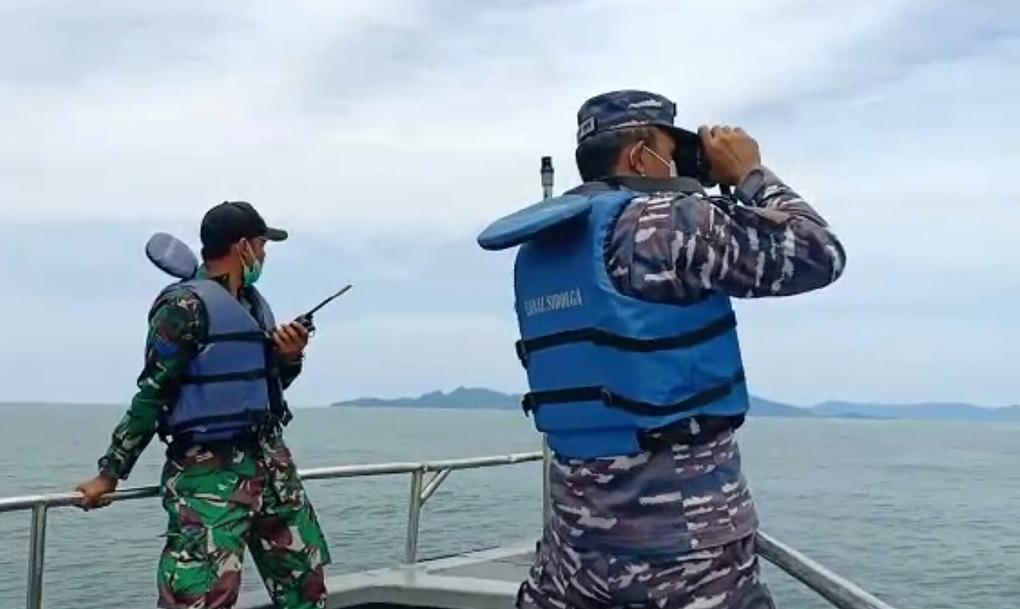 KAL Mansalar I-2-04 Lanal Sibolga Perkuat SAR Gabungan
