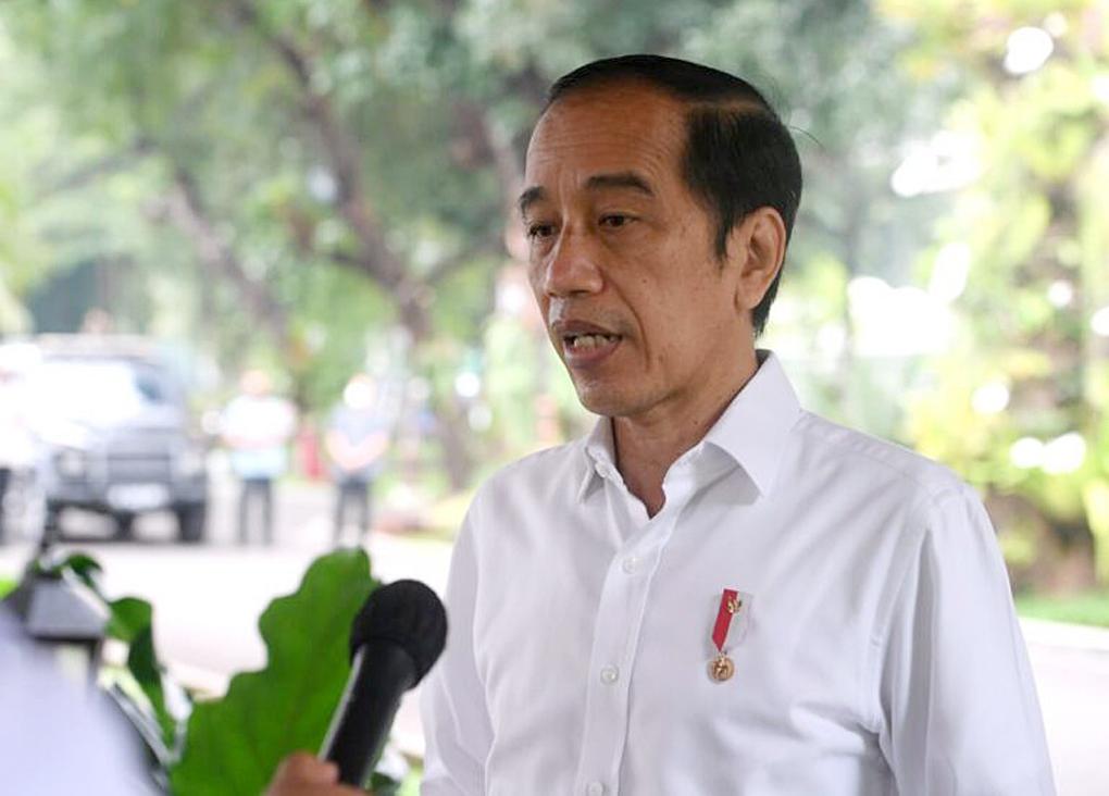 Presiden Sampaikan Keterangan Pers Terkait Bencana di NTT dan NTB