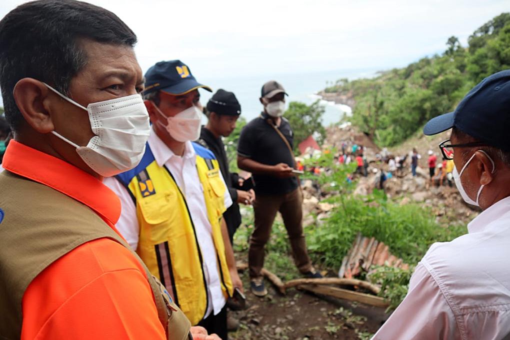 BNPB Mendukung Penuh Penanganan Darurat Banjir Bandang NTT