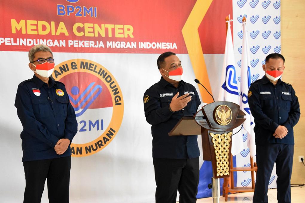 BP2MI: Taiwan Tegaskan Penundaan Penempatan Pekerja Migran Indonesia karena Covid-19