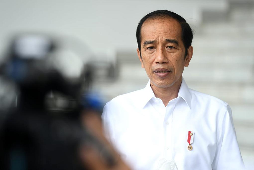 Presiden Joko Widodo Sampaikan Keterangan Pers Terkait Gempa di Provinsi Jawa Timur