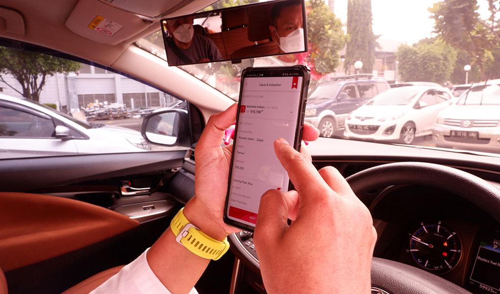 Mudah Bayar Zakat melalui OCTO Mobile'