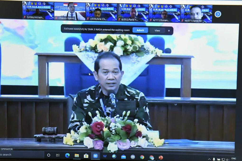 Kasau: TNI AU Terus Berikan Kemampuan Terbaik dalam Antisipasi Acaman Udara di Wilayah ALKI I
