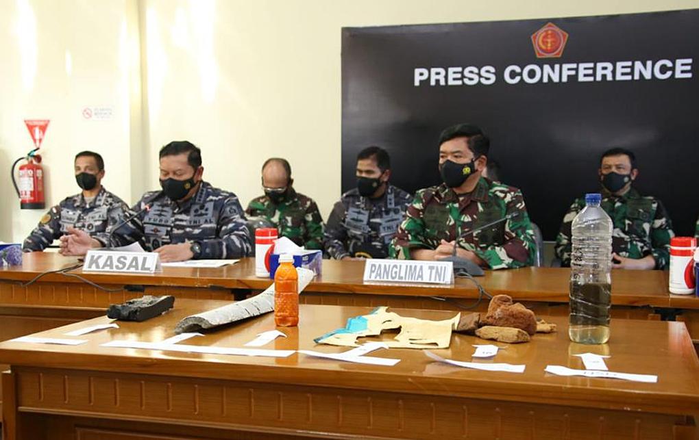 KRI Nanggala 402 Tenggelam, Panglima TNI Terus Berupaya Mencari Bukti Kuat
