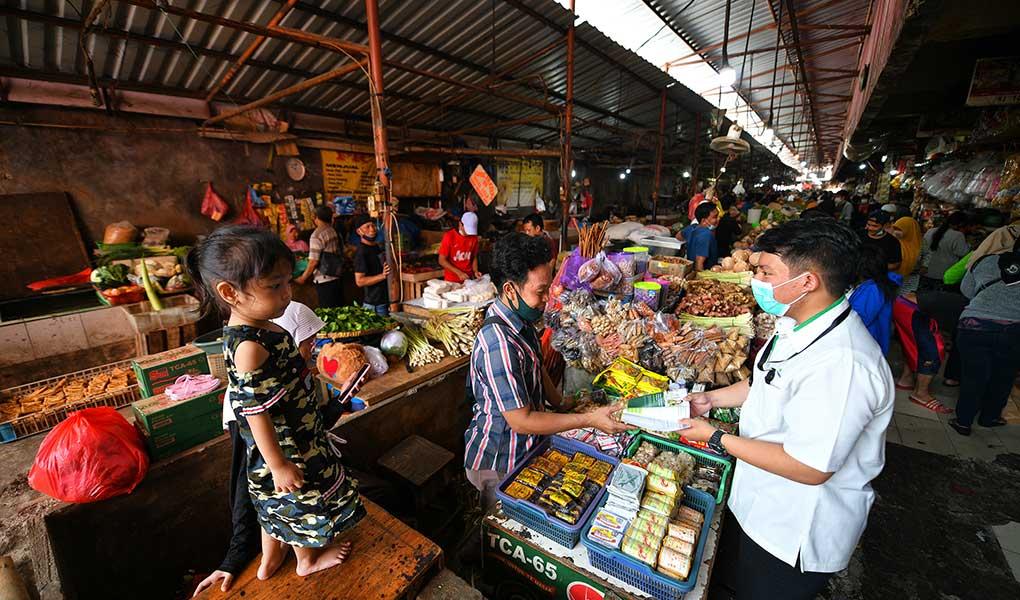 Program Gerebek Pasar Pegadaian