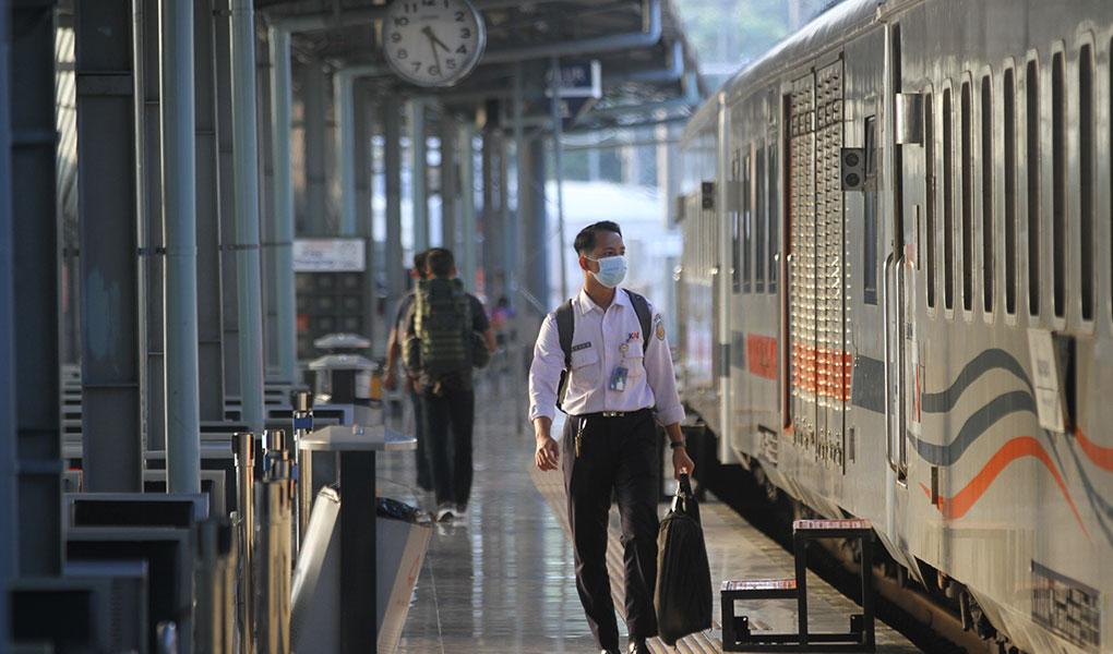 Pengembalian Biaya Tiket Kereta
