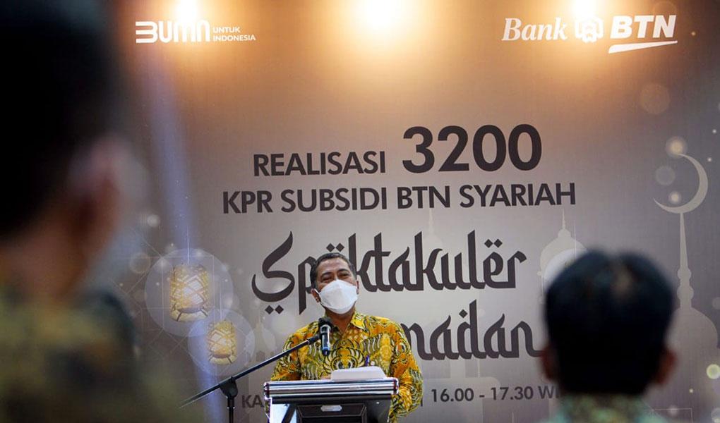 BTN Luncurkan KPR Syariah Spesial Ramadhan