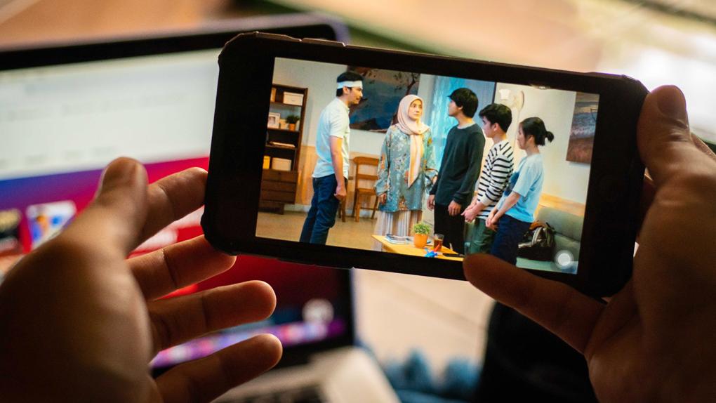 MAXstream Rilis Sajadah Panjang, Serial Orisinal Terbaru Spesial Ramadan