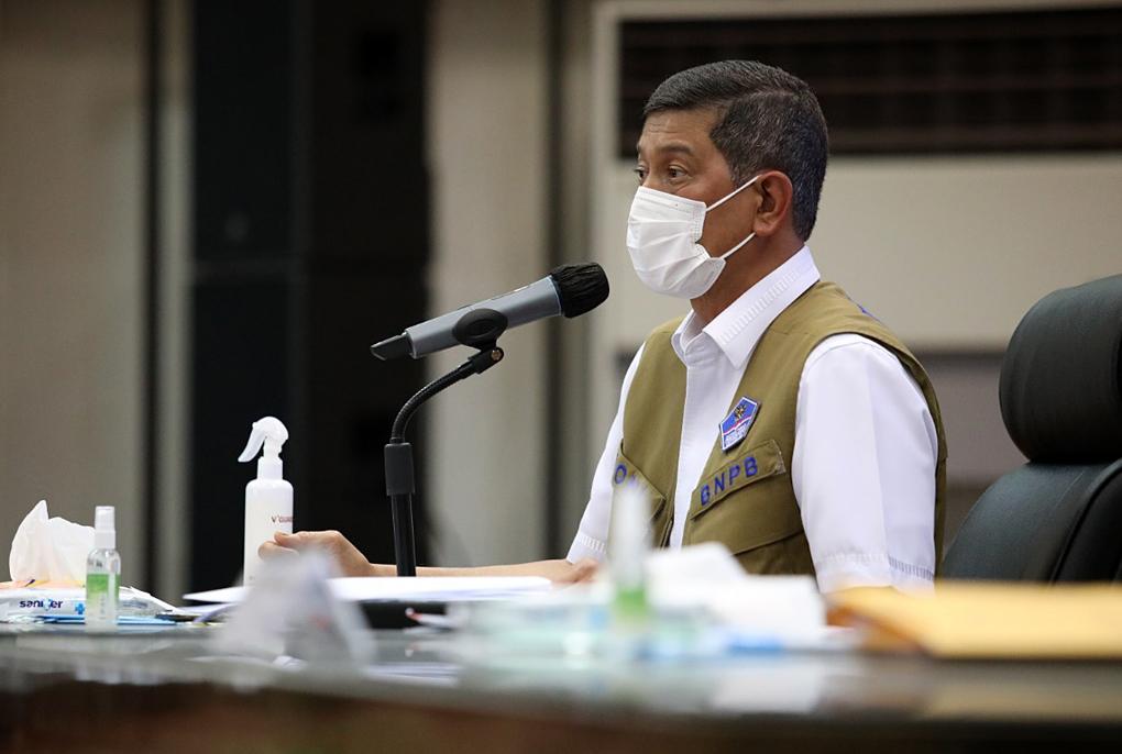 Kasus Kematian Covid-19 Tertinggi Ketiga Nasional, Ketua Satgas Minta Pemprov Sumsel Evaluasi Penanganannya