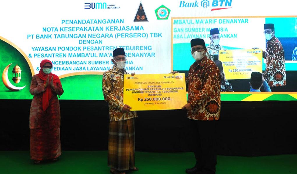 CSR Ponpes Tebu Ireng