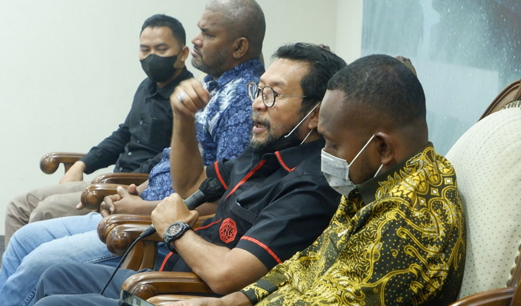 Diskusi Otonomi Khusus Papua