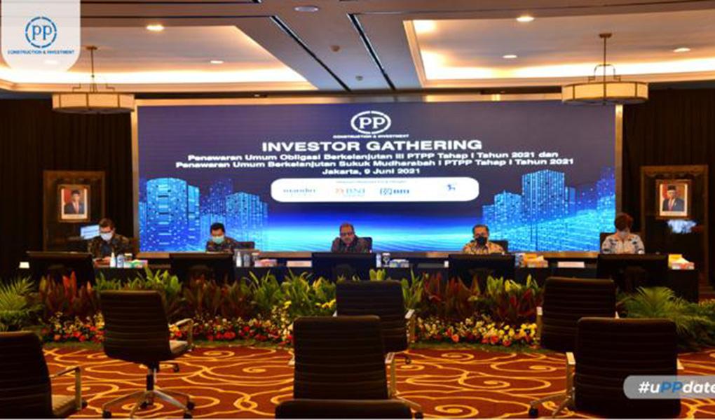 Investor Gathering PTPP