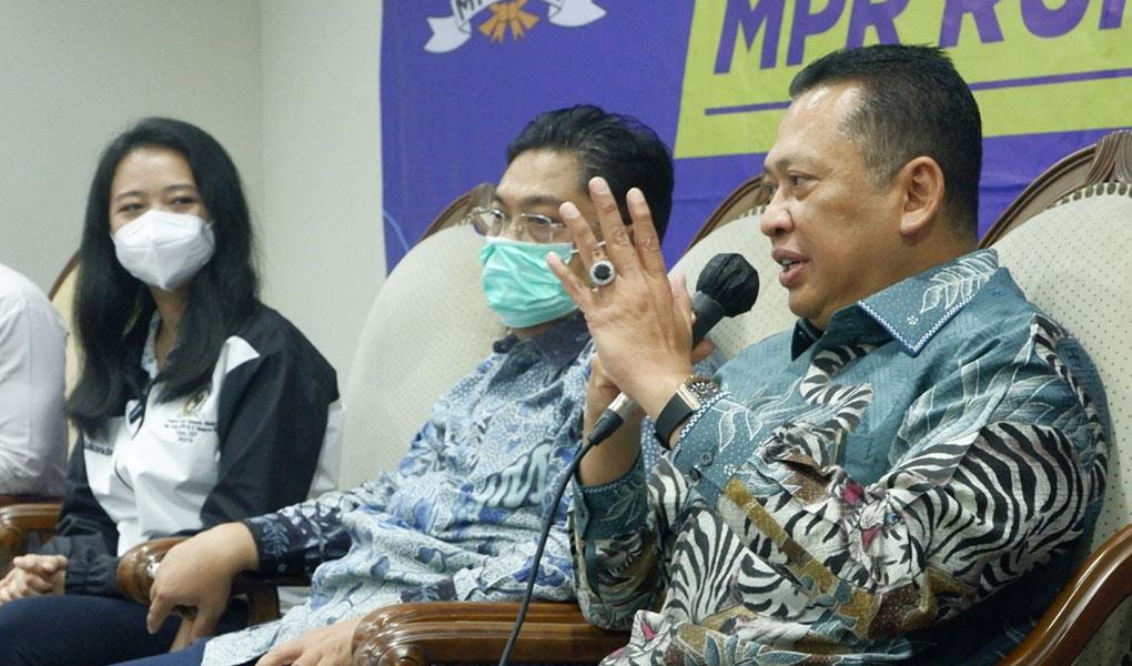 MPR Bersama Kemenpora Menyelenggarakan Turnamen Catur Indonesia Master