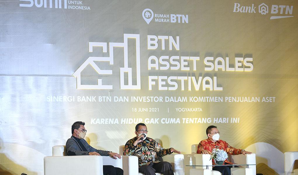 Recovery Asset BTN melalui Asset Festival