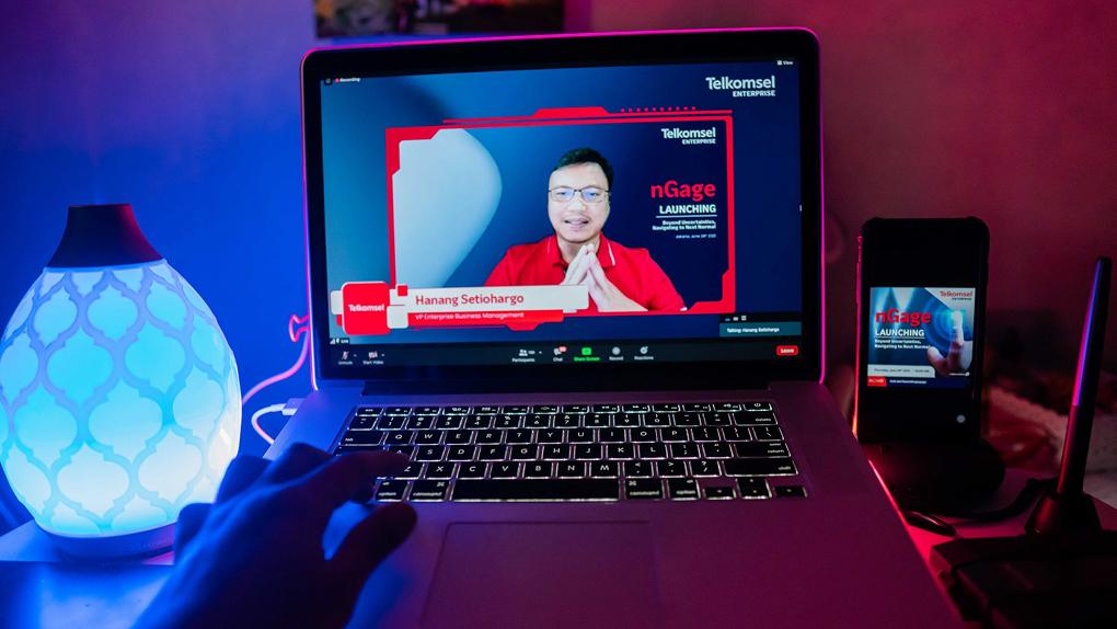 Telkomsel nGage Hadirkan Solusi Komunikasi Digital Bisnis Korporasi Berbasis Communication Platform as a Service
