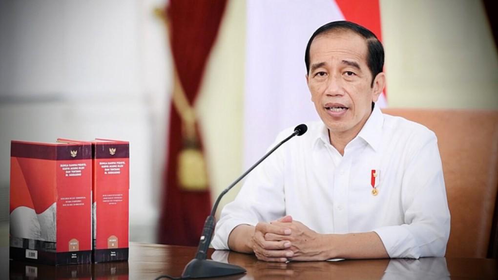 Presiden Jokowi Sampaikan Pernyataan Terkait Vaksinasi Covid-19 Bagi Anak Usia 12-17 Tahun