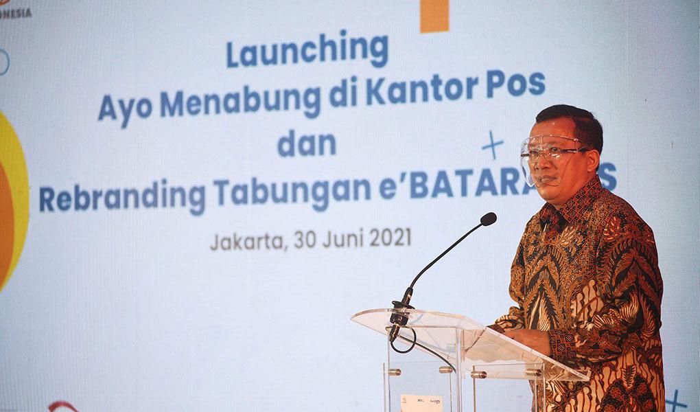 BTN Dan Pos Indonesia Luncurkan EBATARAPOS