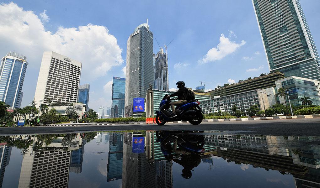 Pemberlakuan Mobilitas PPKM Darurat Di Jakarta