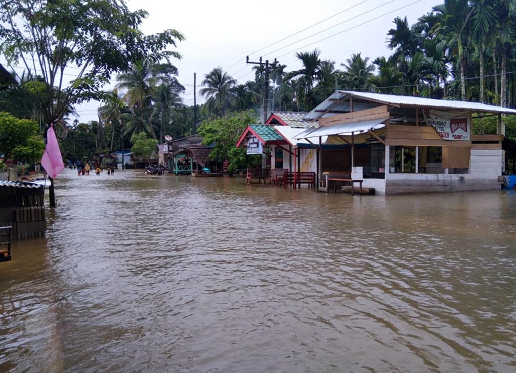 Banjir di Aceh Jaya Meluas, Sebanyak 452 Jiwa Terdampak