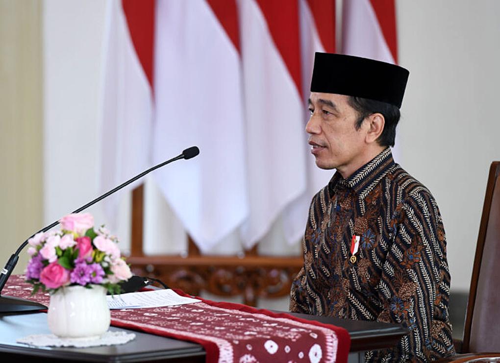 #PrayFromHome Bersama Presiden Republik Indonesia