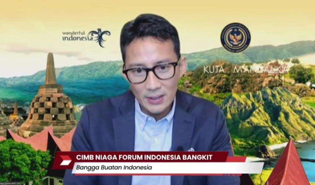 CIMB Niaga Gaungkan Bangga Buatan Indonesia