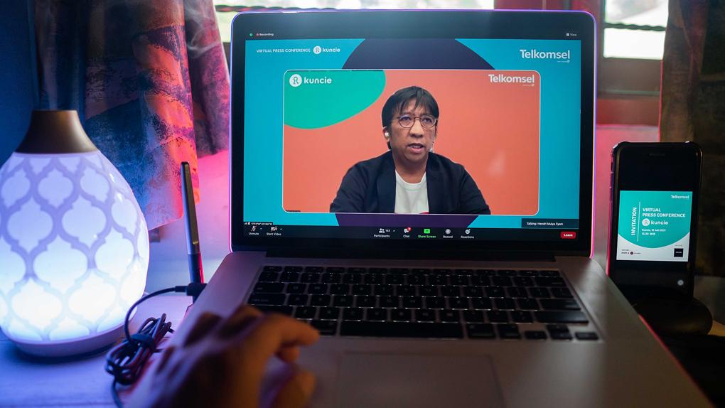 Telkomsel Hadirkan Platform Kuncie untuk Tingkatkan Kompetensi dan Keterampilan Praktis Talenta Kreatif Indonesia