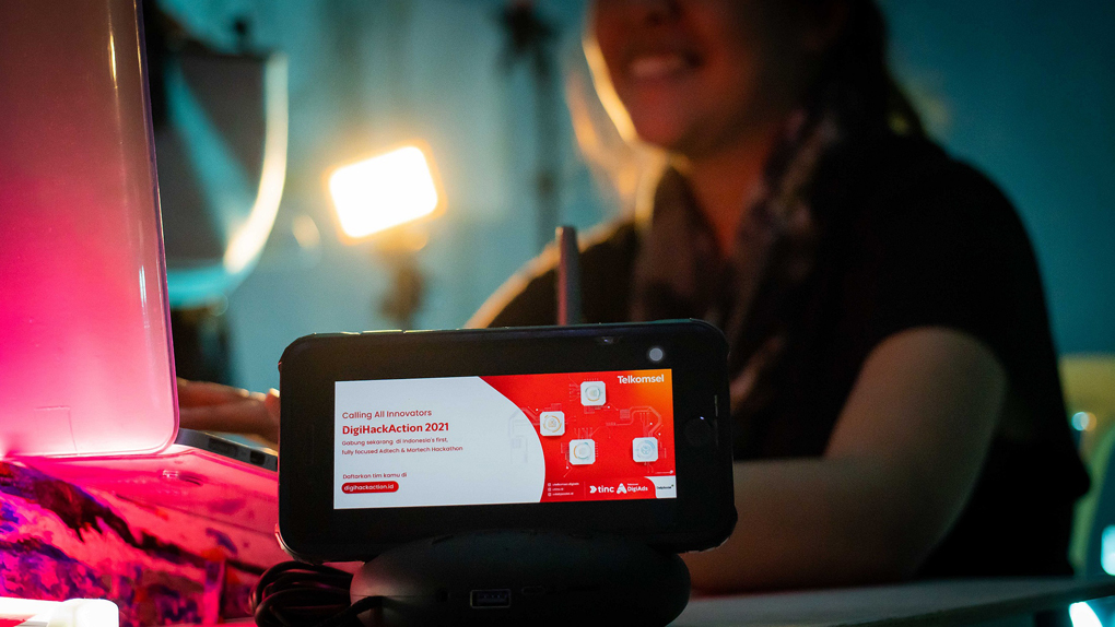 Telkomsel Gelar DIGIHACKACTION, Perkuat Kapabilitas Talenta di Sektor Periklanan Digital